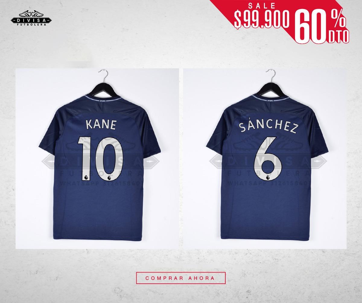 Camiseta Tottenham Hotspur Harry Kane