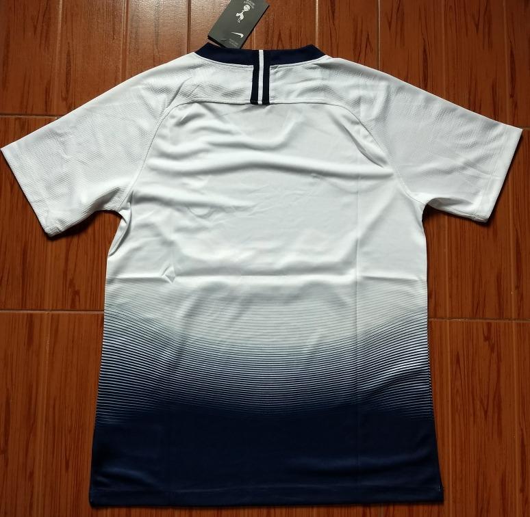 fe85735ff2 Camiseta Tottenham Titular Estampado Personalizado Xl Ucl -   2.200 ...