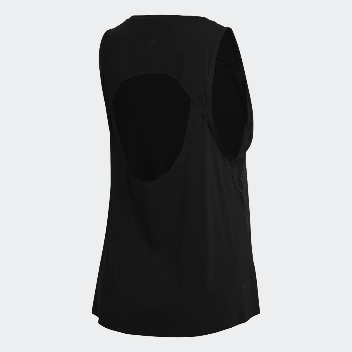 98d24e777b06e Camiseta Transpirable Negra adidas Para Mujer Dh2364 -   550.00 en ...