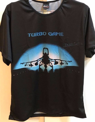 camiseta turbo game nintendinho vgdb