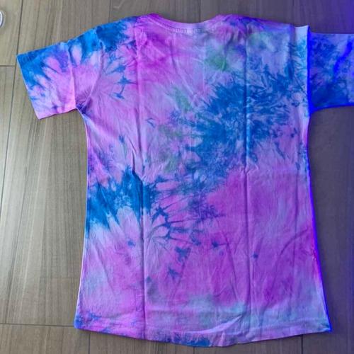 camiseta tye dye shopp