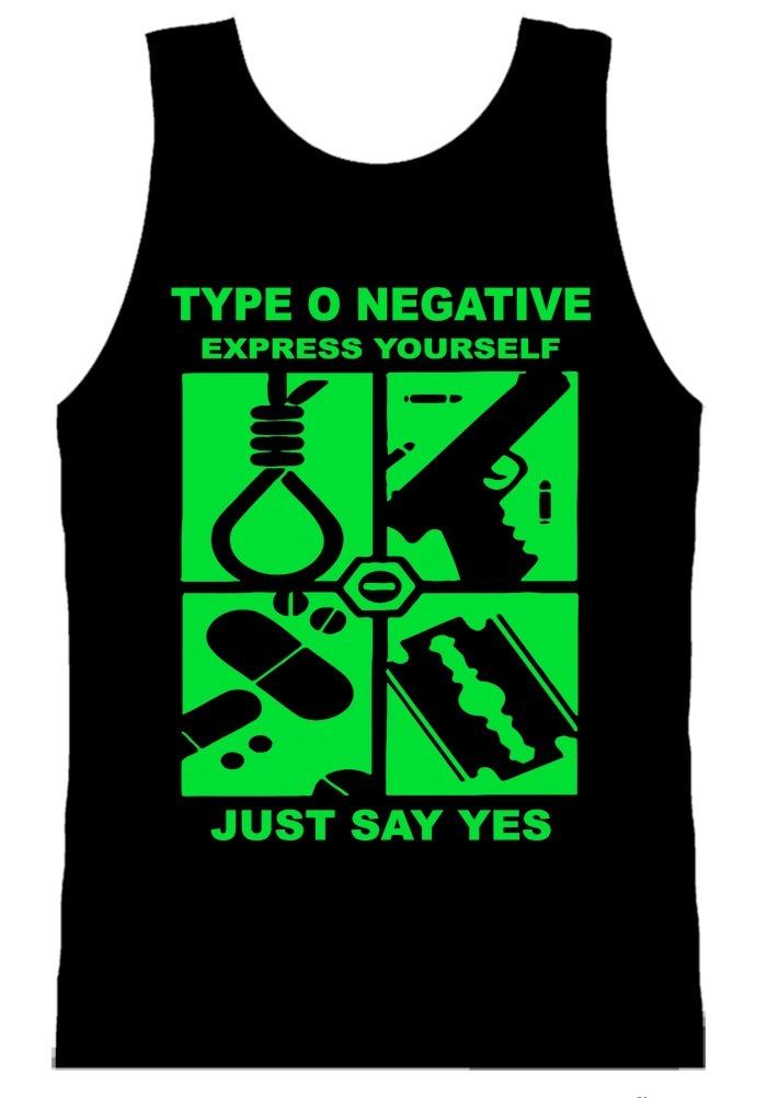 01f6b6f64 camiseta type o negative express yourself. slayer carnivore. Carregando  zoom.