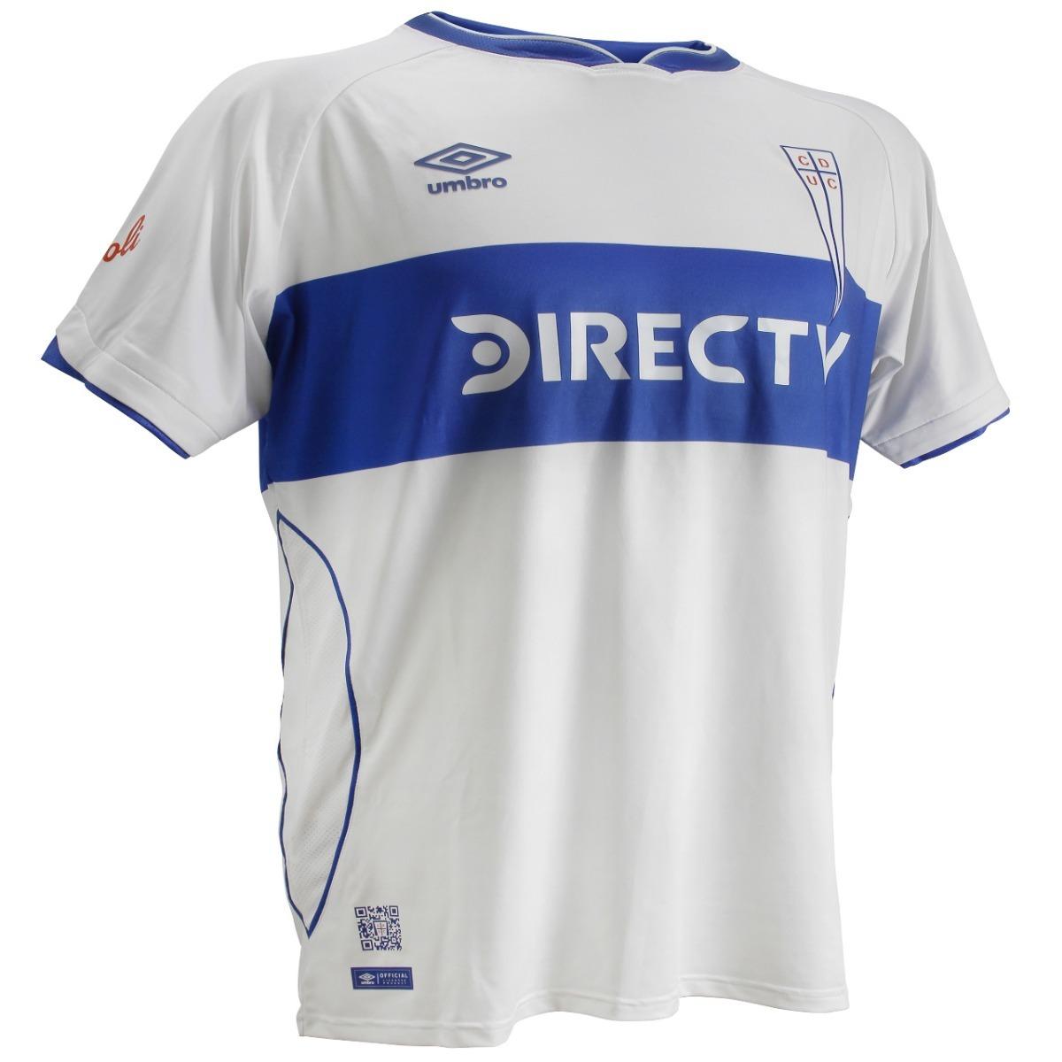 5b7d54a4d Camiseta U. Católica 30 Años Estadio