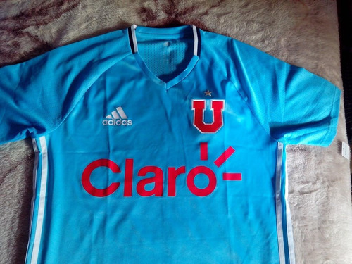 camiseta u. de chile 2016