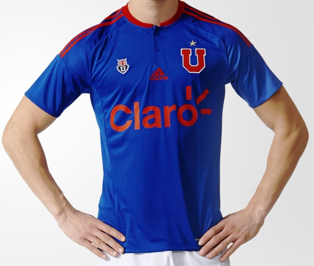 Camiseta U De Chile 2016 adidas Nuevas! Envío Gratis! -   17.000 en ... 8c6ce2bac3231
