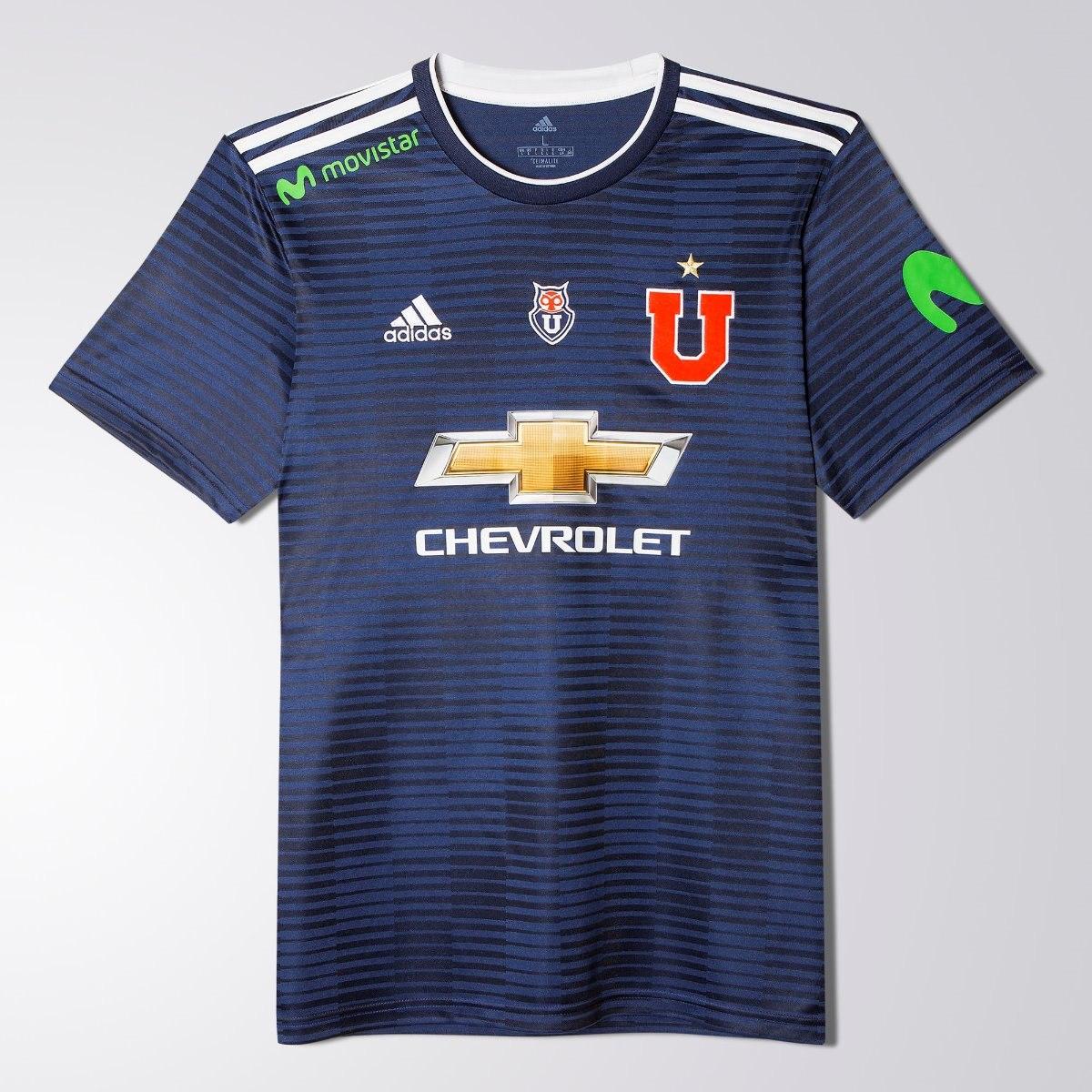 Camiseta U De Chile 2018 adidas Nueva Y Original -   24.990 en ... 0874f04d91917