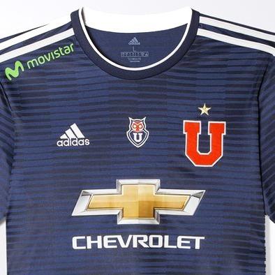 Camiseta U. De Chile La U 2018 Oficial adidas Envio Gratis ... 730b8865e0bf5