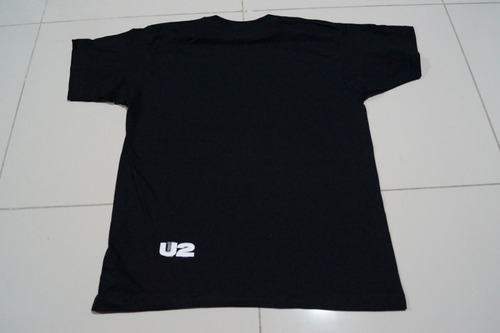 camiseta u2 photo rock activity