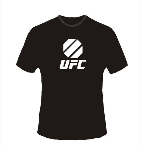 camiseta ufc fight
