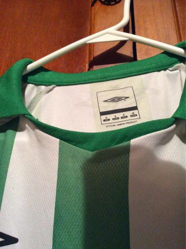camiseta umbro atlético nacional