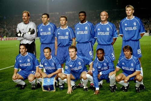 Image result for chelsea 1999 extranjeros