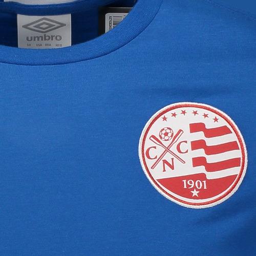 5305887671 Camiseta Umbro Náutico Concentração 2016 - Futfanatics - R  39