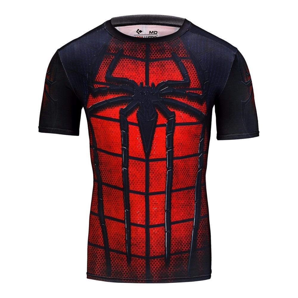 74f2bf454ac Camiseta Under Armour Alter Ego Spiderman Compression -   95.000 en ...