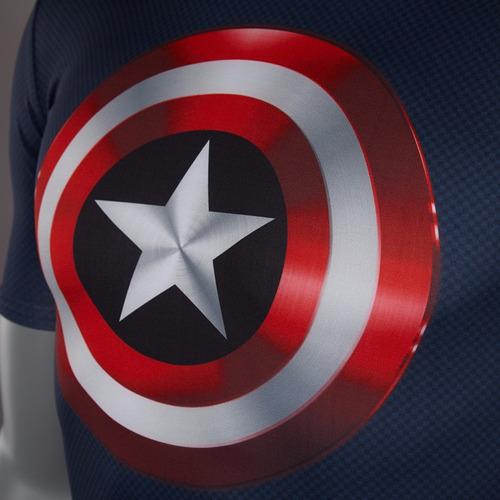 camiseta under armour capitan american envio gratis