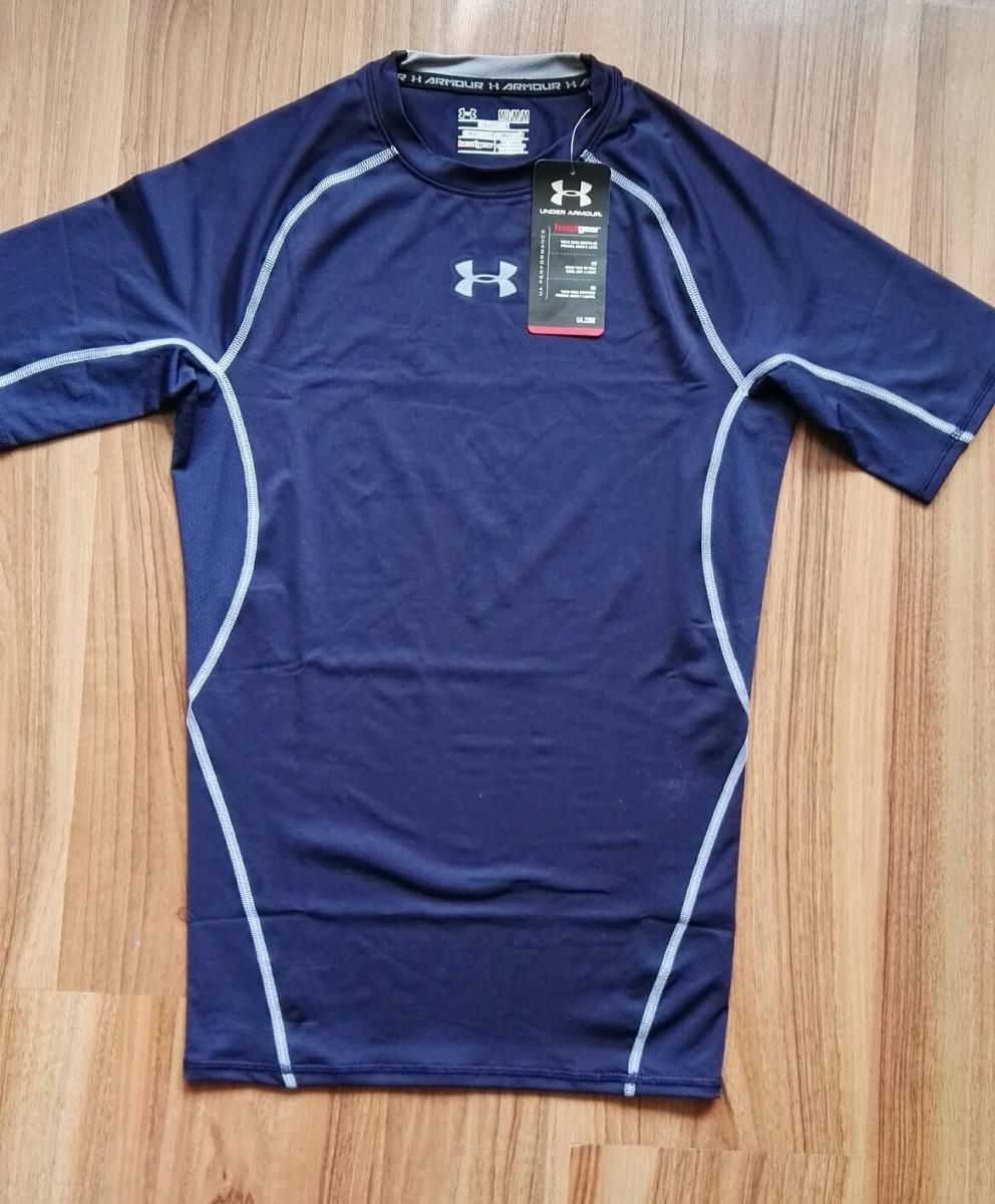 42fcd74436fee Camiseta Under Armour Compresion - Talla M -   75.000 en Mercado Libre