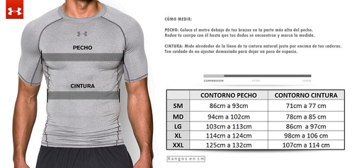 camiseta under armour compression alter ego punisher