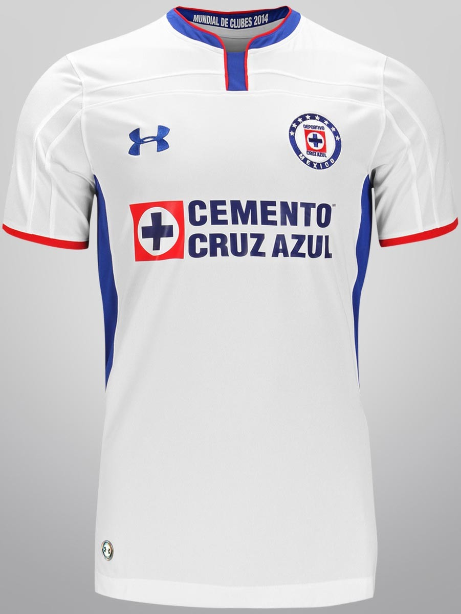 8ad0ed415af35 camiseta under armour cruz azul mexico futbol. Cargando zoom.