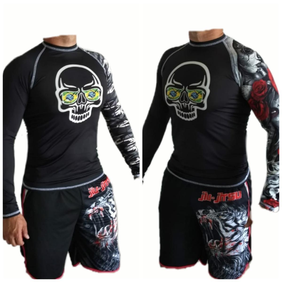 587aff9c4fe camiseta under armour de compressão treino academia. Carregando zoom.