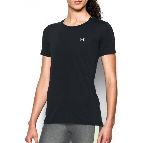 b0c122de4f5 Camiseta Under Armour Heatgear 1285637-001 - R  89