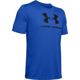 Camiseta Under Armour Sportstyle Azul