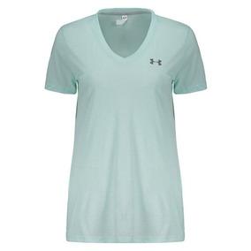 2257136c7f Camiseta Feminina Under Armour no Mercado Livre Brasil