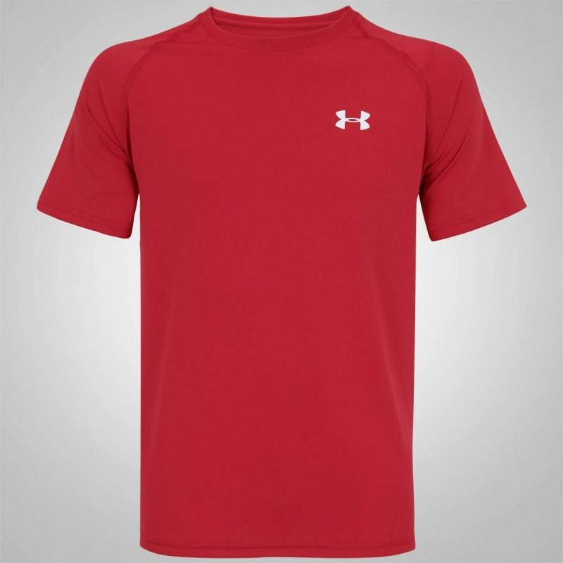 8a3d85ebf7e Camiseta Under Armour tech ss tee brazil smu 1298399-600 - R  89
