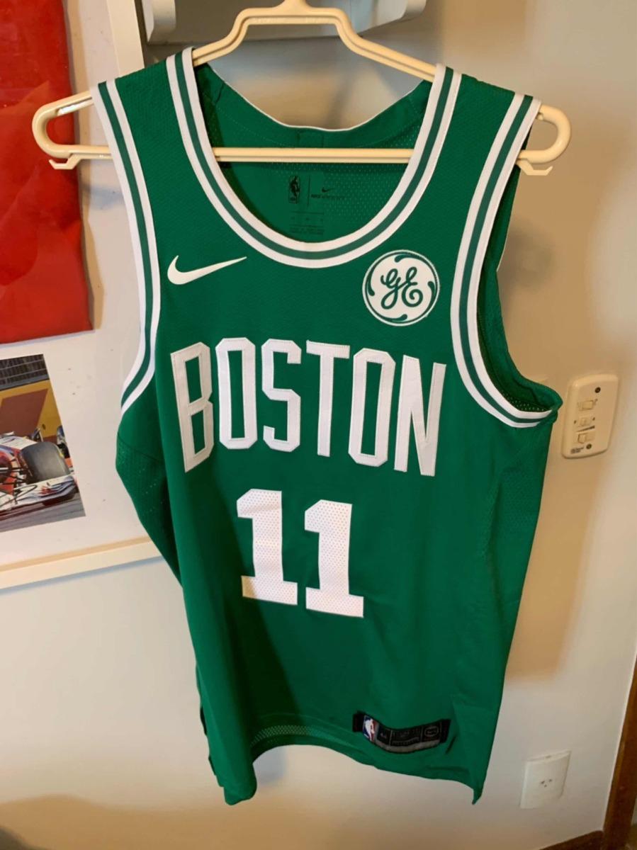 715936b2e camiseta uniforme nba nike boston celtics authentic irving m. Carregando  zoom.