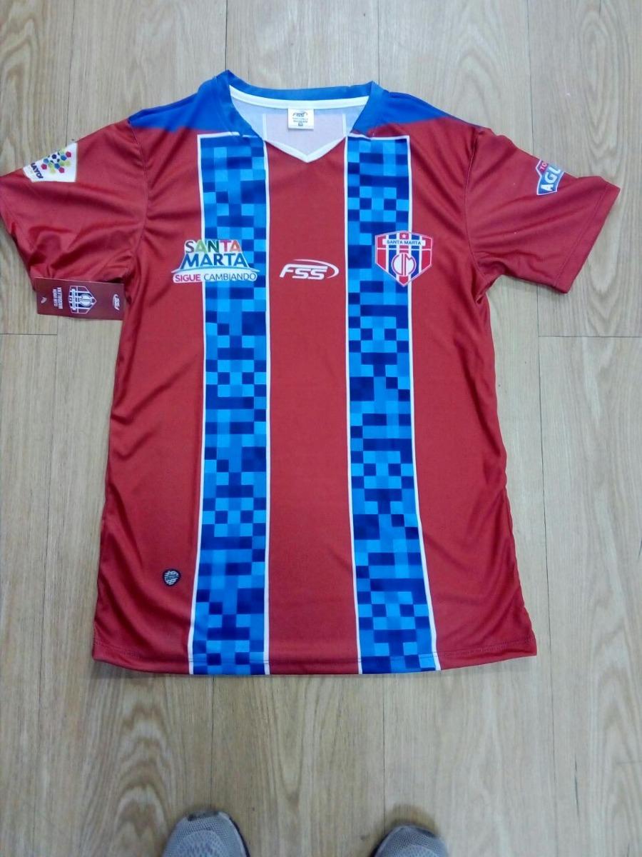 Camiseta Unión Magdalena Todas Las Tallas Disponibles -   55.000 en ... 91e59e32037