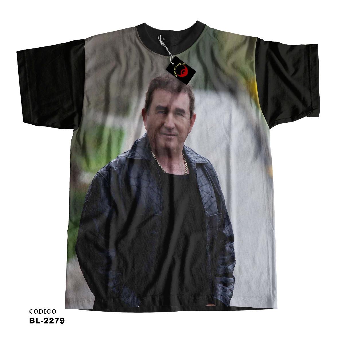 9c6966a82 Camiseta Unissex Amado Batista - R  58