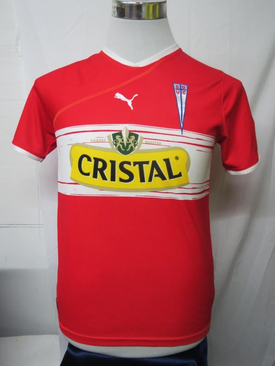 1c59a2242 Camiseta Universidad Católica Roja Marca Puma Uc -   19.990 en ...