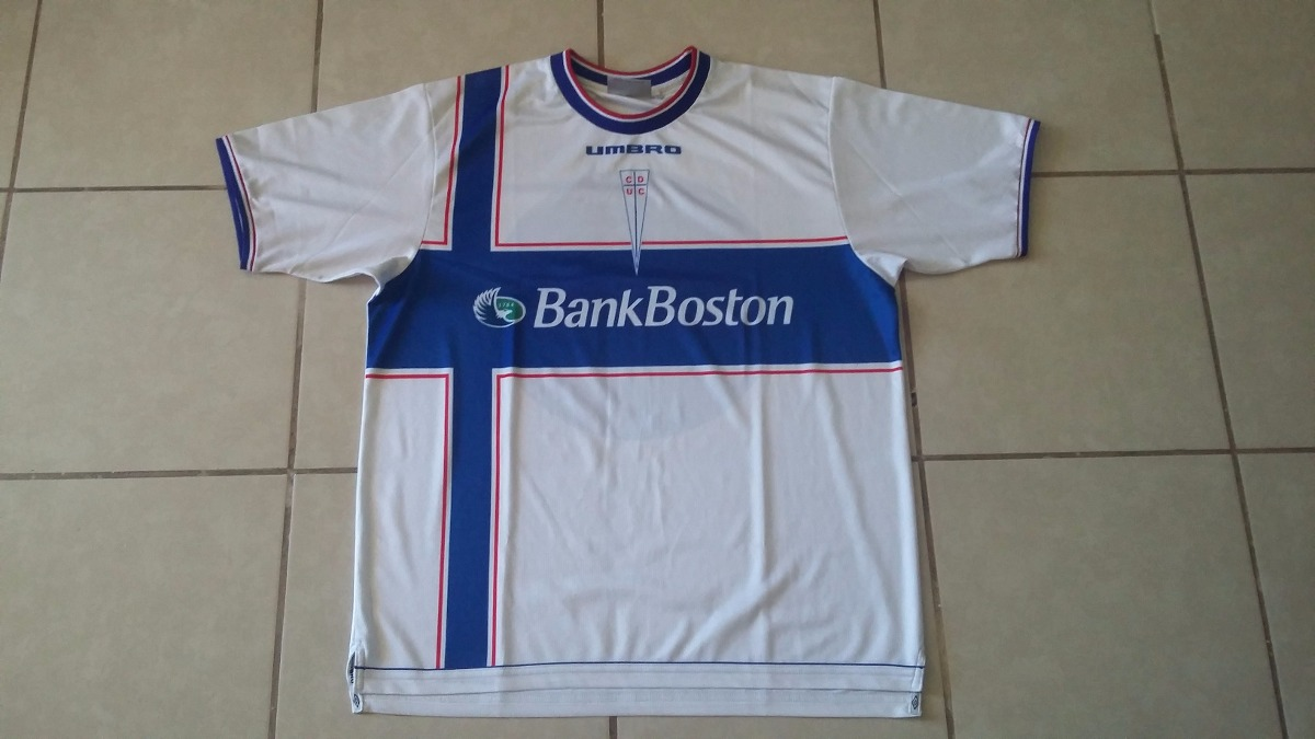 Camiseta Universidad Católica Umbro - Prototipo -   60.000 en ... 89cb6cf900817