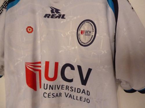 camiseta universidad cesar vallejo 2010