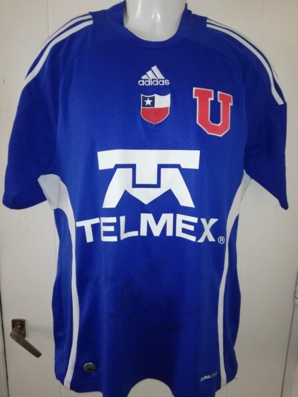 Camiseta Universidad De Chile 2009 De Cancha -   100.000 en Mercado ... a9aab164a1414