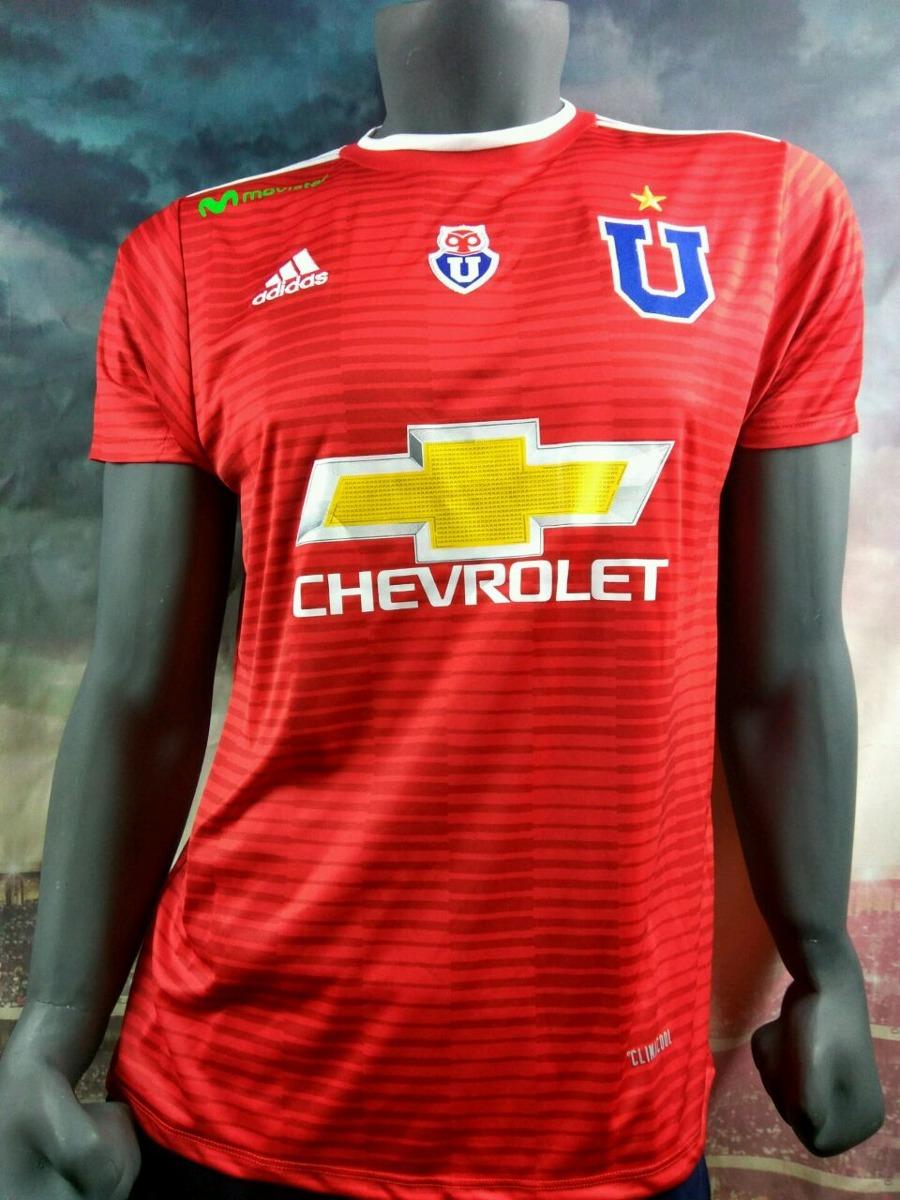 89f9e6489 Camiseta Universidad De Chile 2018 Visita -   16.900 en Mercado Libre