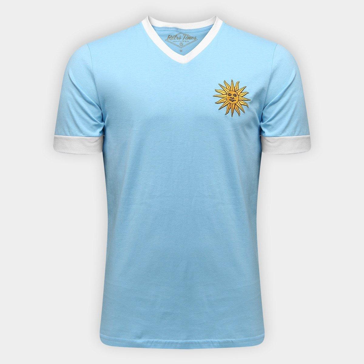 90e0d90e9d camiseta uruguai - rêtro. Carregando zoom.