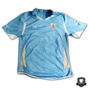 33821946e60 Lamina Seleccion Uruguaya 2010 Firmada - Camisetas de Uruguay