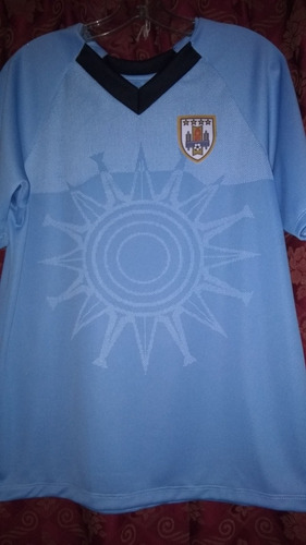 camiseta uruguay todos los talles y números consultar