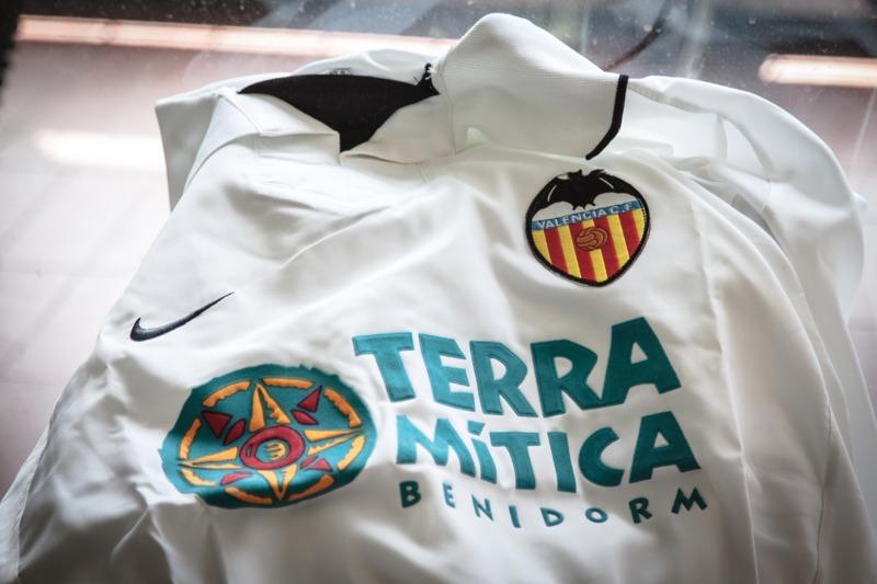 En 600 Terra Camiseta 00 Nike Mercado 2 Libre España Mitica Valencia 4qUWTP8WB