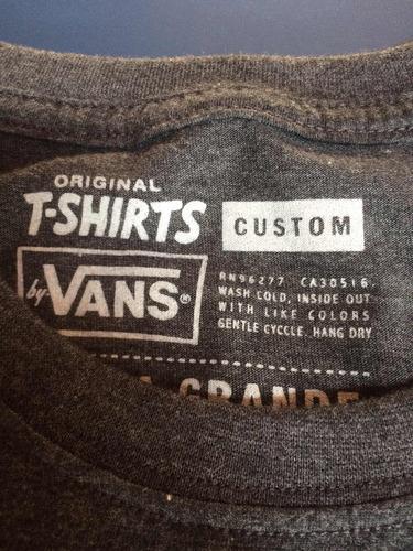 camiseta vans original !