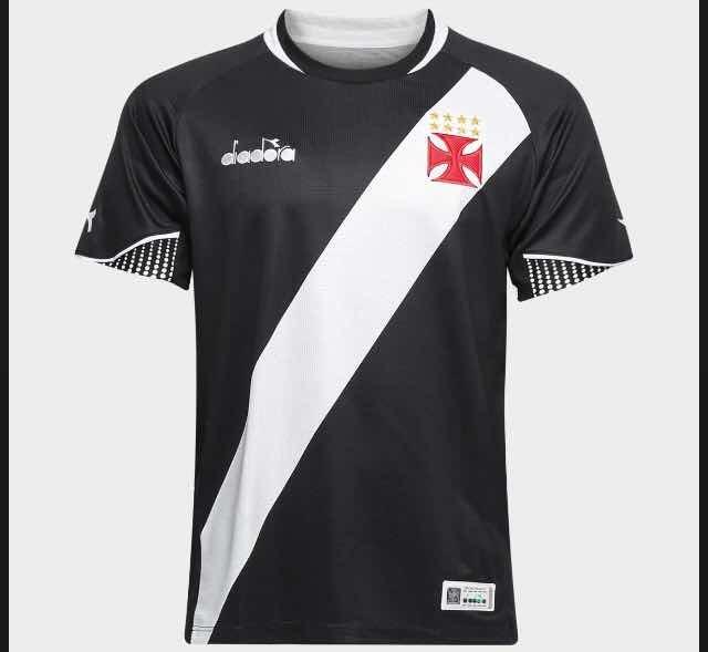 Camiseta Vasco 2018 (personalizada) - R  74 c7e71e75ba576