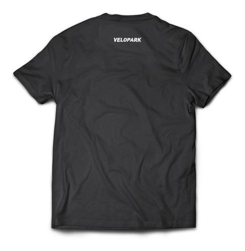 camiseta - velopark logo retro