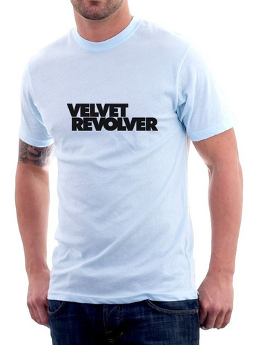 camiseta velvet revolver