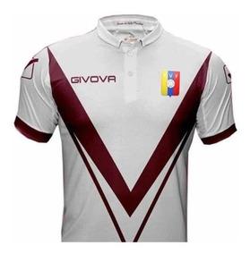 Camiseta Venezuela Futbol Givova Suplente 2019 Copa America Original Oferta