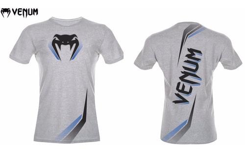 camiseta venum challenger blade cinza