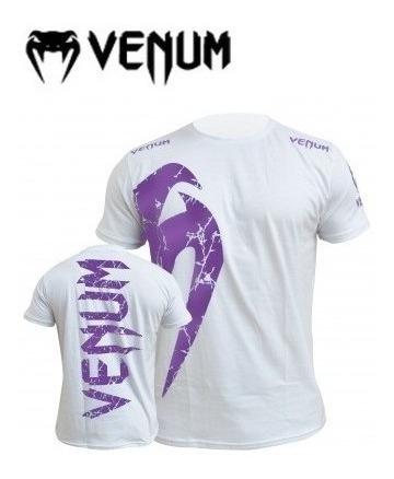 camiseta venum giant ice purple