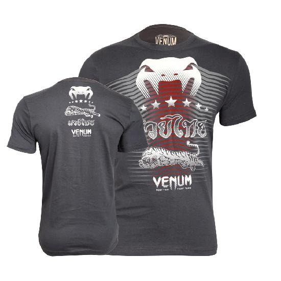11b877e6d Camiseta Venum Muay Thai Team - R  79
