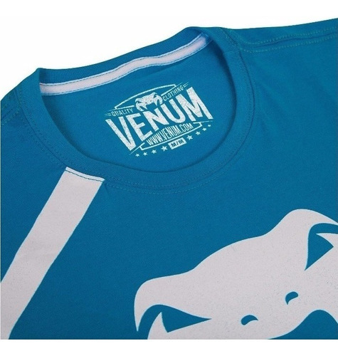 camiseta venum training blue