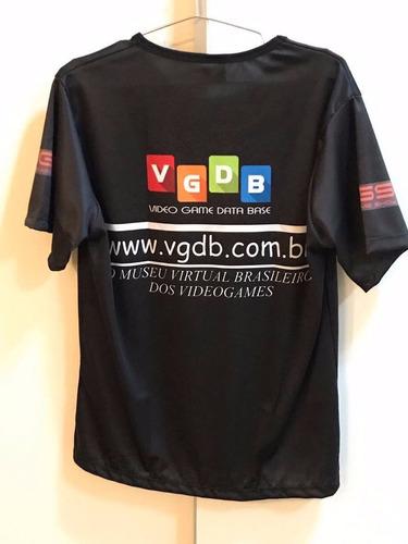 camiseta video game data base #vgdbnabgs