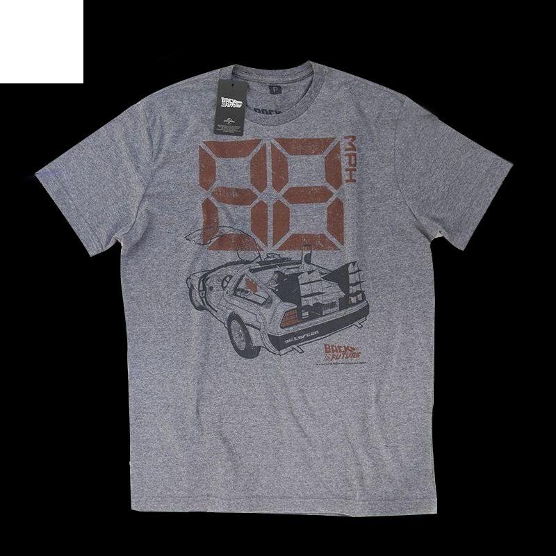 camiseta vintage delorean 88 mph back to the future. Carregando zoom. 056b36756f1