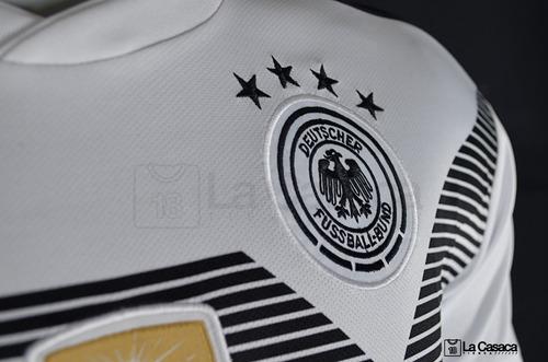 camiseta visita seleccion alemania mundial rusia 2018 ozil